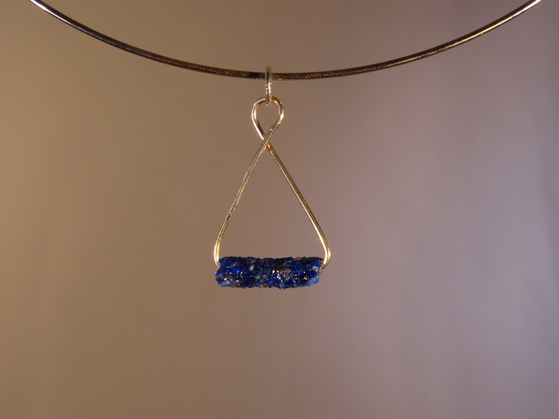 Less is more - lapis lazuli